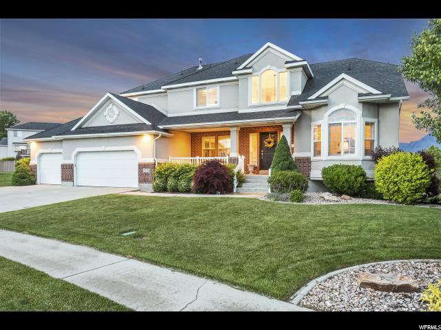 2290 N Carter Rd, Lehi, UT 84043 (#1607512) :: Bustos Real Estate | Keller Williams Utah Realtors