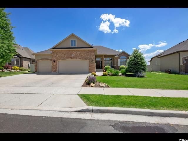 1380 E 3240 N, Lehi, UT 84043 (#1607568) :: Bustos Real Estate | Keller Williams Utah Realtors