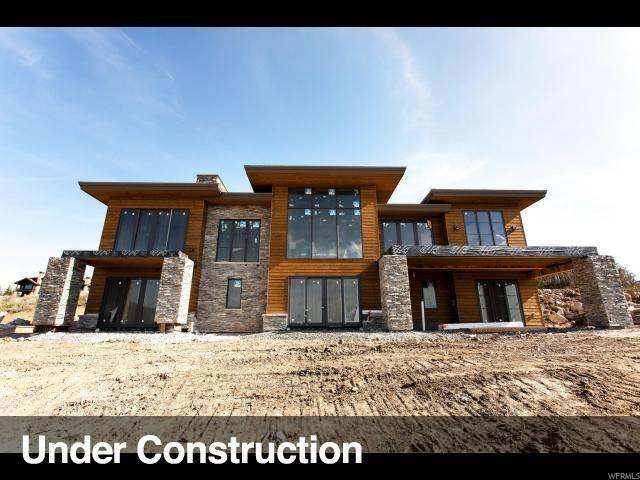 13670 N Deer Canyon Dr, Heber City, UT 84032 (MLS #1607590) :: High Country Properties