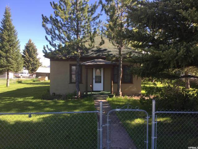 330 W Main St., Cokeville, WY 83114 (#1607736) :: Red Sign Team