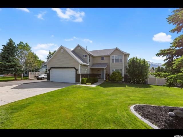2650 N 600 E, Lehi, UT 84043 (#1607749) :: Bustos Real Estate | Keller Williams Utah Realtors