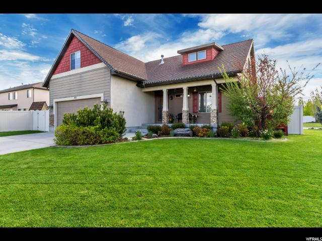 551 S 820 E, Heber City, UT 84032 (MLS #1607807) :: High Country Properties