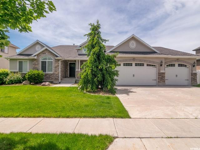 6250 S 3101 W, Taylorsville, UT 84129 (#1607838) :: Action Team Realty
