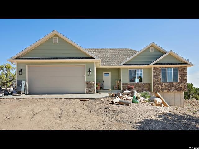 301 N 1200 W, Kanarraville, UT 84742 (#1607860) :: Big Key Real Estate