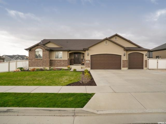 1434 W 2050 N, Clinton, UT 84015 (#1607894) :: Doxey Real Estate Group