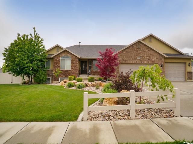 3881 N 1710 W, Pleasant View, UT 84414 (#1607963) :: Red Sign Team