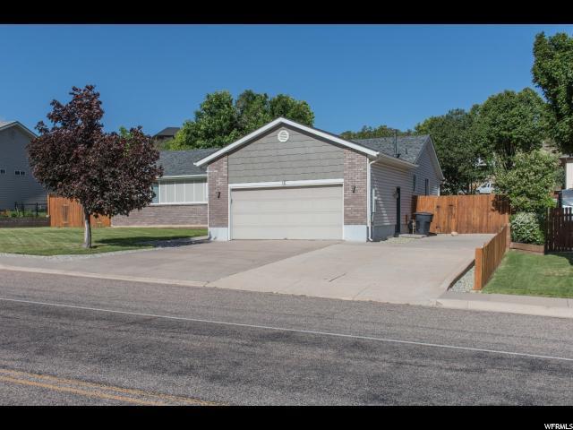 16 S Cove Dr, Cedar City, UT 84720 (#1607986) :: Big Key Real Estate