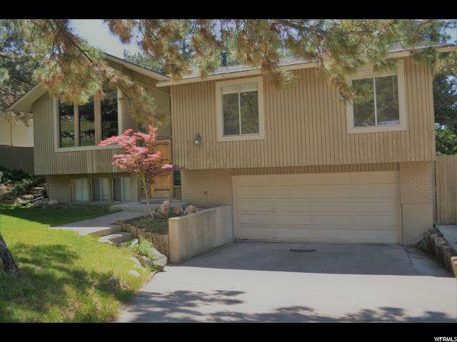 9666 S Birchwood Way E, Sandy, UT 84092 (#1607997) :: Red Sign Team