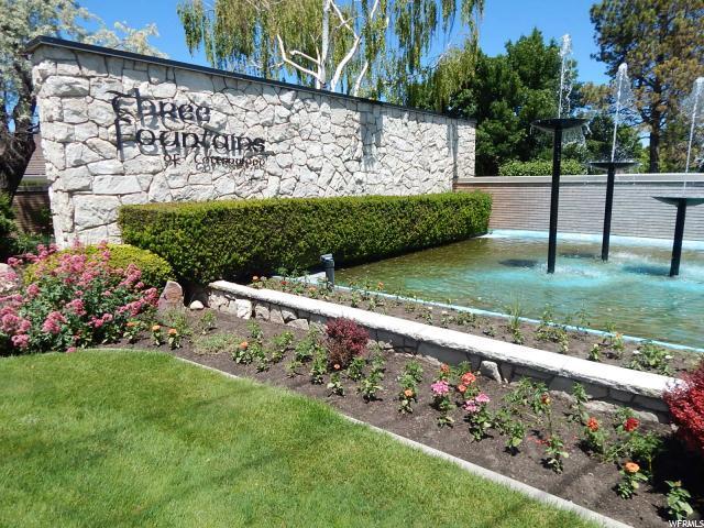 735 E Three Fountains Circle Cir #56, Murray, UT 84107 (#1608022) :: goBE Realty