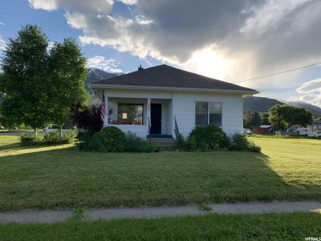 297 S 100 W, Wellsville, UT 84339 (#1608032) :: RE/MAX Equity