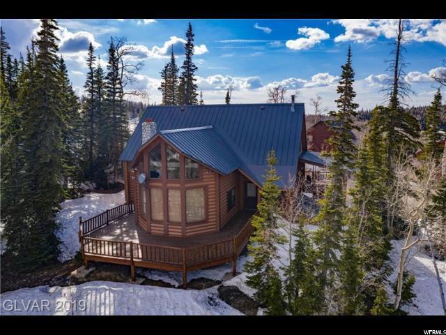 431 W Ridge View, Brian Head, UT 84719 (#1608075) :: Big Key Real Estate