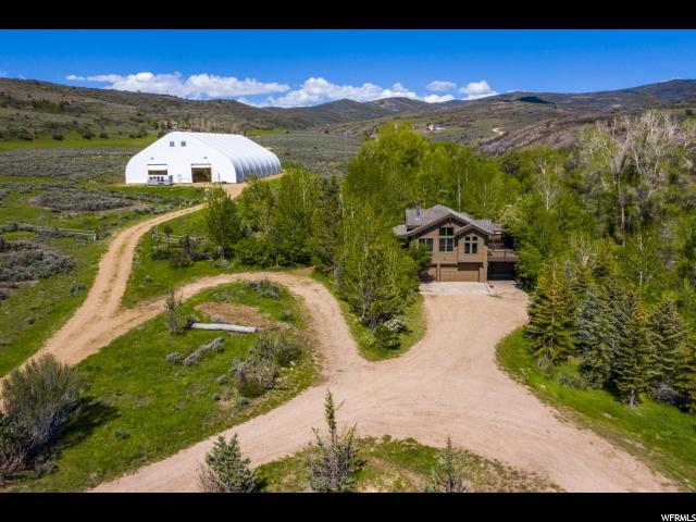 43 Grandview Loop, Kamas, UT 84036 (#1608119) :: RE/MAX Equity