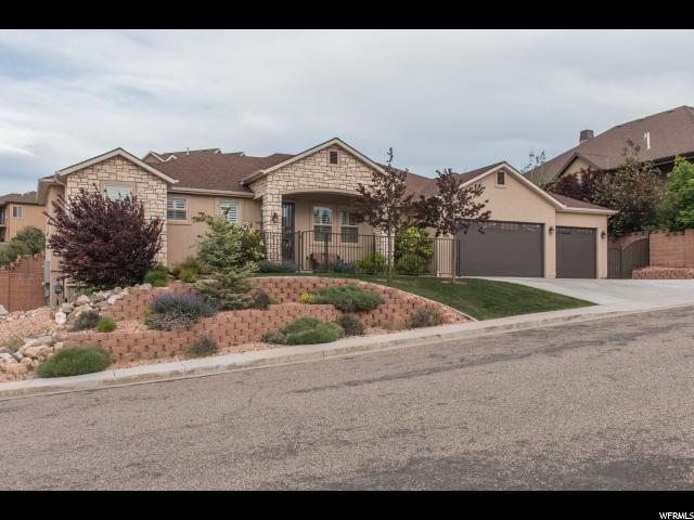 605 S 2475 W, Cedar City, UT 84720 (#1608121) :: Big Key Real Estate