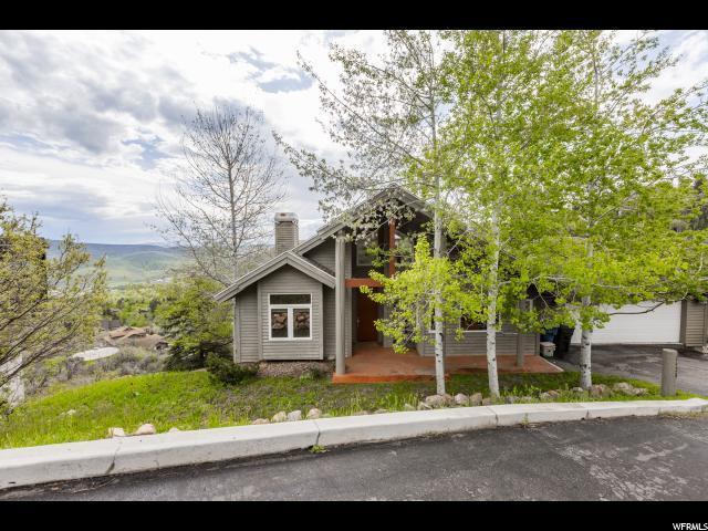 7628 Buckboard Dr #126, Park City, UT 84098 (MLS #1608137) :: High Country Properties