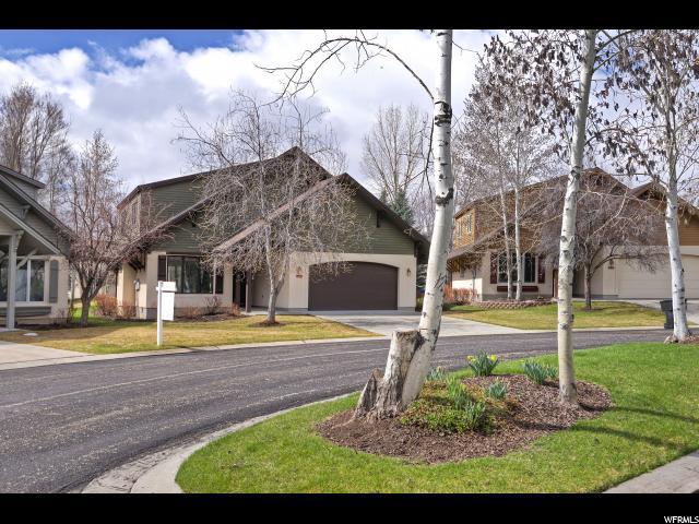 41 W Village Cir, Midway, UT 84049 (#1608183) :: Bustos Real Estate | Keller Williams Utah Realtors