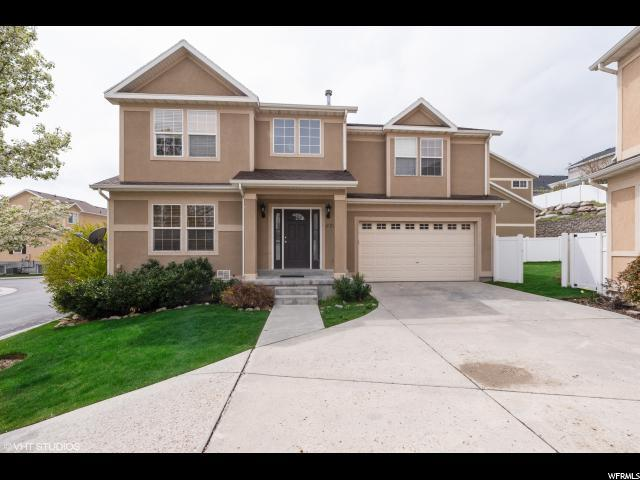 6748 W Grevillea Ln S, West Jordan, UT 84081 (#1608292) :: Bustos Real Estate | Keller Williams Utah Realtors