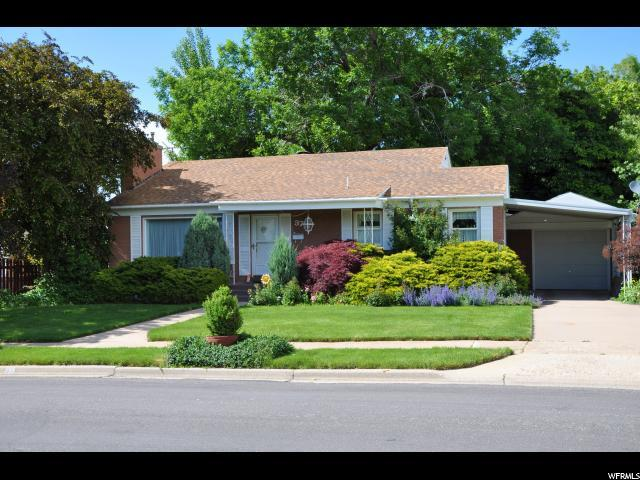 37 E 1200 S, Bountiful, UT 84010 (#1608303) :: Red Sign Team