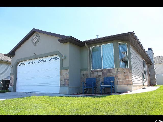 742 N Skipton Dr W, North Salt Lake, UT 84054 (MLS #1608311) :: Lawson Real Estate Team - Engel & Völkers