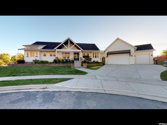 4771 W Sego Lily Ct, Highland, UT 84003 (#1608317) :: Action Team Realty