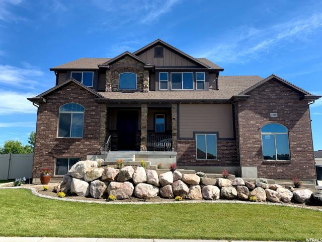 4484 W 1315 S, Syracuse, UT 84075 (#1608320) :: Doxey Real Estate Group