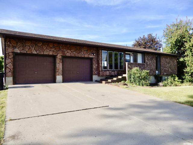 45 E 200 S, Wellsville, UT 84339 (#1608330) :: Exit Realty Success