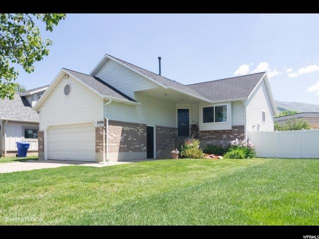1154 N 1100 W, Farmington, UT 84025 (#1608336) :: Bustos Real Estate | Keller Williams Utah Realtors