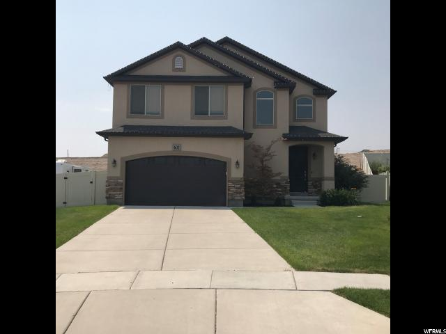 602 W Crenshaw Way, Saratoga Springs, UT 84045 (MLS #1608360) :: Lawson Real Estate Team - Engel & Völkers