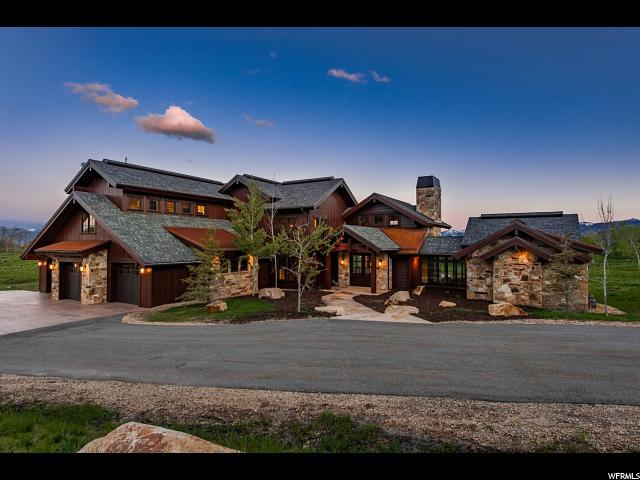 9664 N Red Hawk Trl, Park City, UT 84098 (#1608367) :: goBE Realty