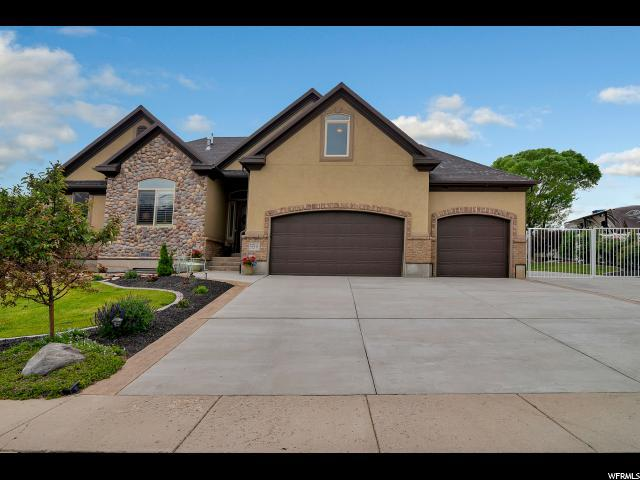 5929 Park Rd W, Highland, UT 84003 (#1608373) :: Action Team Realty