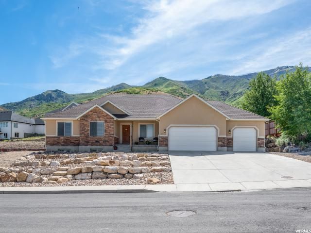152 N 910 E, Santaquin, UT 84655 (#1608381) :: Exit Realty Success