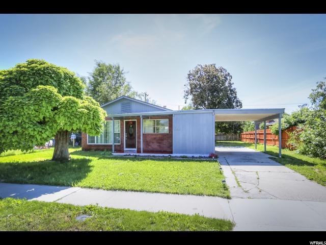 1183 N Catherine St, Salt Lake City, UT 84116 (#1608414) :: Bustos Real Estate   Keller Williams Utah Realtors