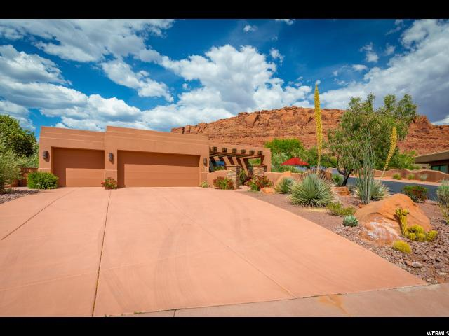 2336 W Entrada Trl #23, St. George, UT 84770 (#1608418) :: Colemere Realty Associates