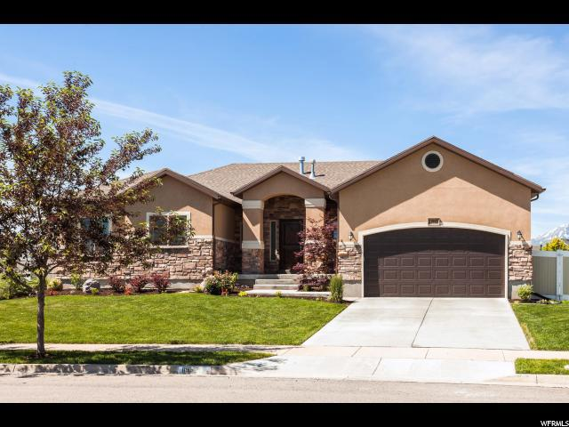 11952 S Scenic Acres Dr, Riverton, UT 84096 (#1608419) :: The Utah Homes Team with iPro Realty Network
