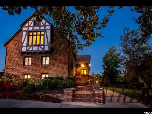 180 N Main St, Salt Lake City, UT 84103 (#1608430) :: Bustos Real Estate | Keller Williams Utah Realtors