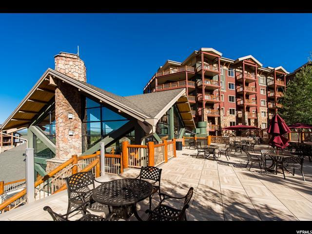 3000 Canyons Resort Dr 11-618, Park City, UT 84098 (#1608445) :: Colemere Realty Associates