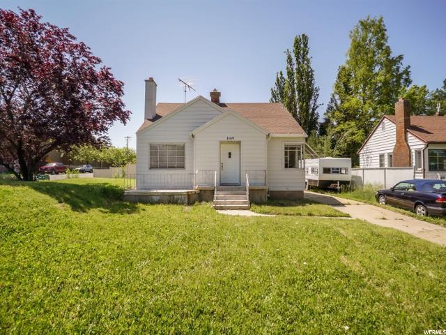 1149 E 36TH St, Ogden, UT 84403 (#1608449) :: Von Perry   iPro Realty Network