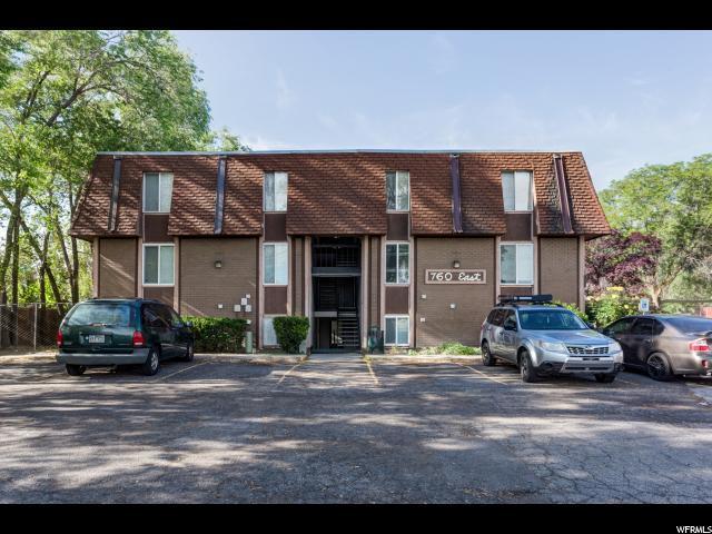 760 E 3900 S #3, Millcreek, UT 84107 (MLS #1608458) :: Lawson Real Estate Team - Engel & Völkers