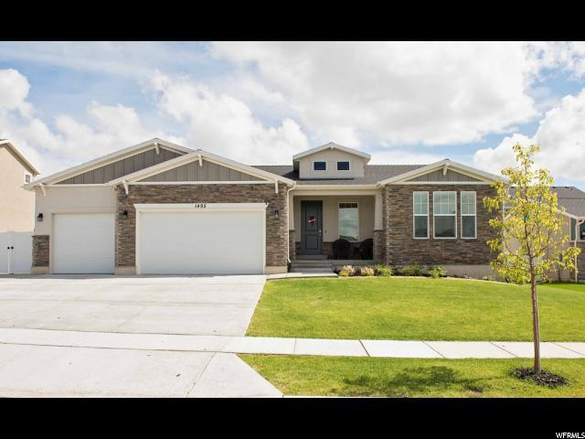 1495 W 650 S, Syracuse, UT 84075 (#1608471) :: Doxey Real Estate Group