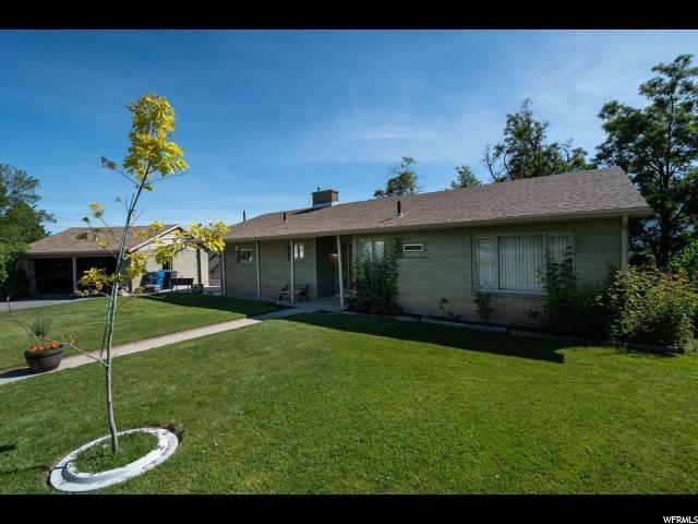 395 S Ridge Ln, Payson, UT 84651 (#1608502) :: Exit Realty Success