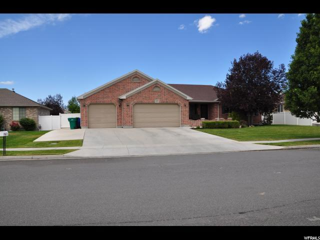 12178 S Margaret Rose Dr, Riverton, UT 84065 (#1608513) :: Bustos Real Estate | Keller Williams Utah Realtors