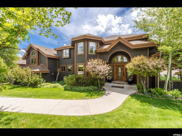 3130 American Saddler Dr, Park City, UT 84060 (#1608540) :: goBE Realty