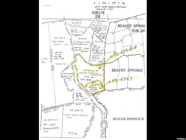 5960 E Weber Canyon Rd N, Oakley, UT 84055 (MLS #1608570) :: High Country Properties