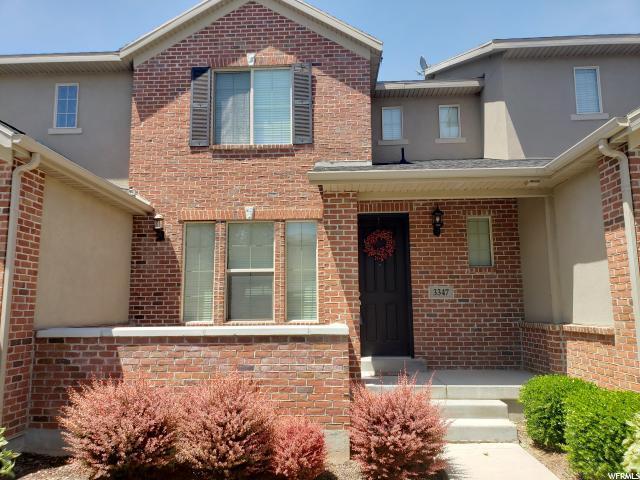 3347 N 100 W, Lehi, UT 84043 (#1608653) :: Bustos Real Estate | Keller Williams Utah Realtors
