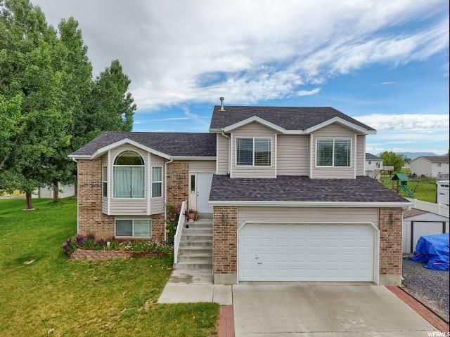2858 W 2495 S, Syracuse, UT 84075 (#1608665) :: Doxey Real Estate Group