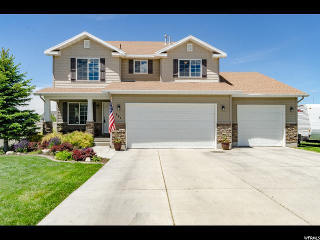 563 N 600 E, Smithfield, UT 84335 (#1608673) :: The Canovo Group
