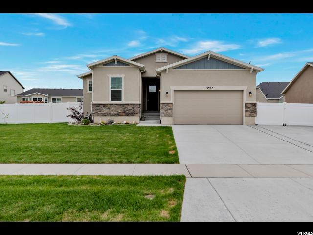 5965 N Spring St W, Stansbury Park, UT 84074 (#1608683) :: Red Sign Team