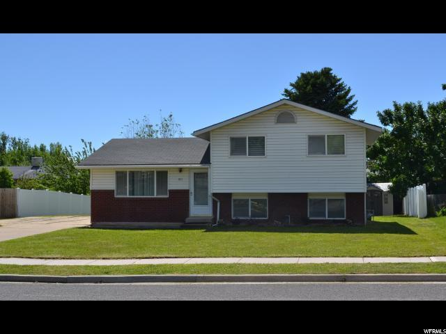 911 S 1280 W, Clearfield, UT 84015 (#1608685) :: Doxey Real Estate Group