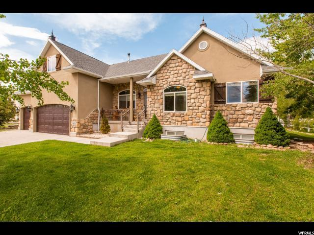 605 W Wild Willow Dr, Francis, UT 84036 (MLS #1608692) :: High Country Properties
