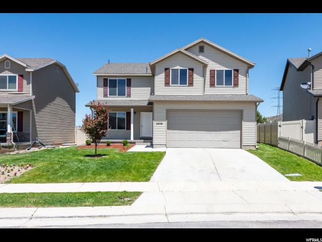 2459 E Ox Yoke Dr S, Eagle Mountain, UT 84005 (#1608700) :: Bustos Real Estate | Keller Williams Utah Realtors