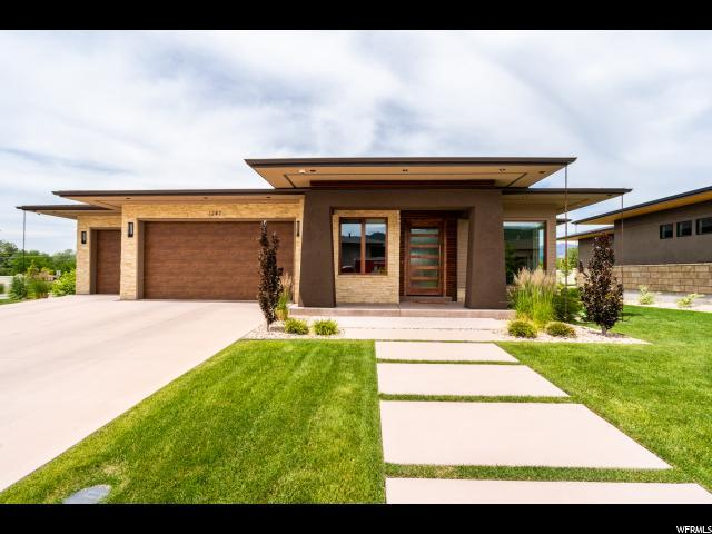 1247 E Corner View Ct, Draper, UT 84020 (#1608720) :: Colemere Realty Associates